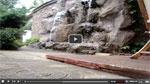Изработка на изкуствен водопад