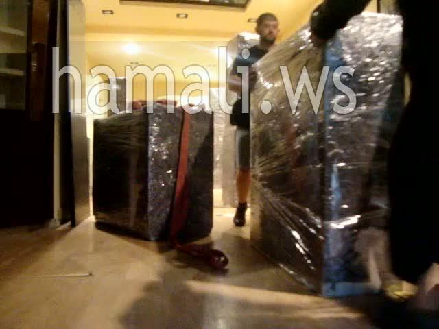 транспортиране на мебели с опаковане и съхранение