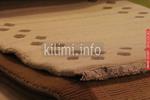 Ръчно вързани индийски килими Индо Непал в бежево-кафявата, оранжевата, червената и зелената гама