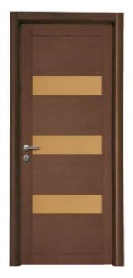 Интериорни дървени врати с ламинат
