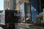 качване и сваляне на товари с камион и транспортиране