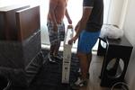 преместване на офис мебели в чужбина