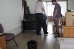 преместване на офис мебели